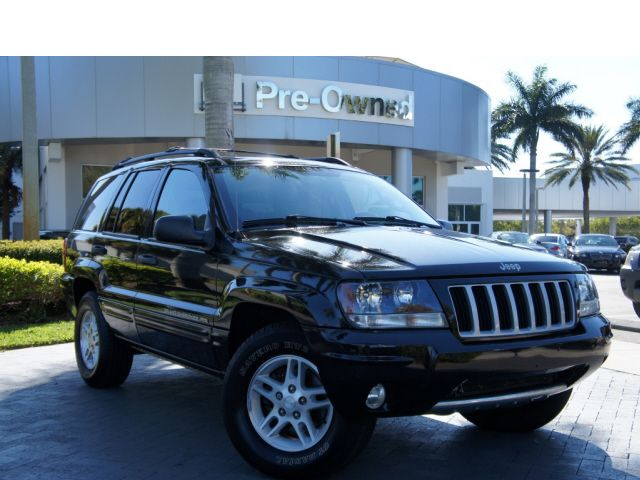 2004 Jeep Grand Cherokee Laredo Pompano Beach Fl Jeep Grand