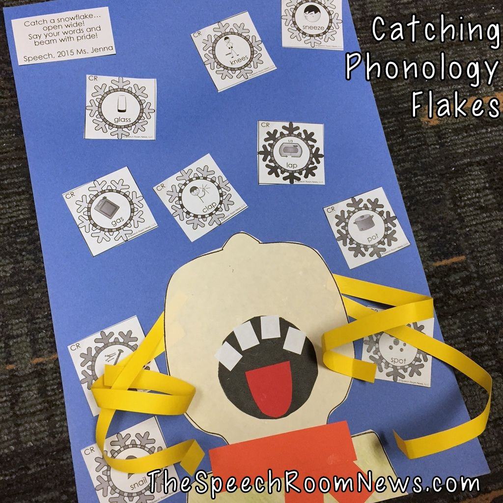 Catching Phonology Flakes Craft