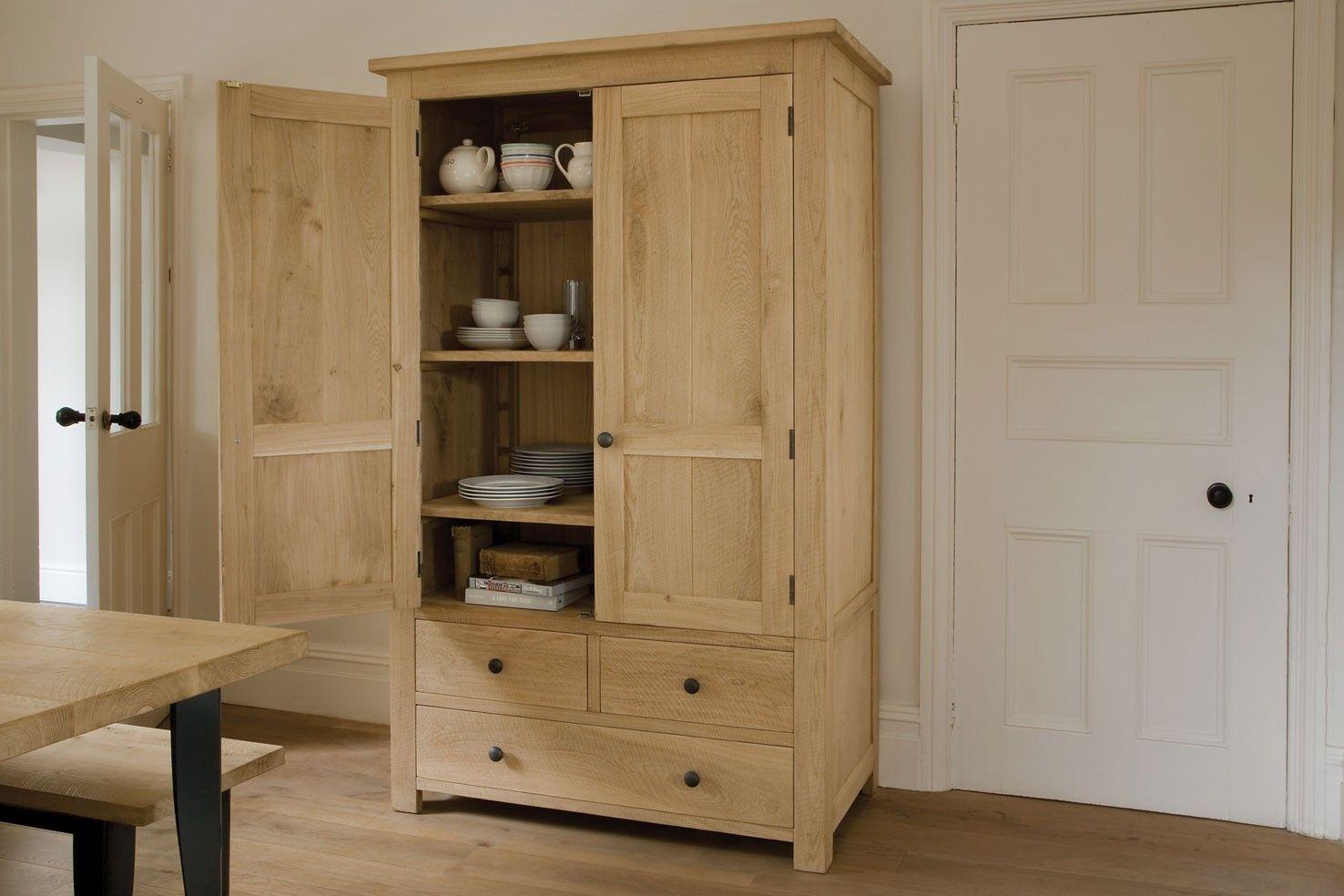Parlour Oak Cupboard
