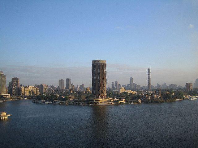 Il Cairo, capitale dellEgitto (foto di Gary Denham)