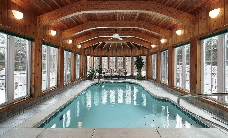 What Are The Best Swimming Pools For Cold Climates Pool Pricer Luxury Swimming Pools Indoor Swimming Pool Design Indoor Pool Design