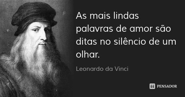 Leonardo Da Vinci Frases Leonardo Da Vinci Frases E Quotes