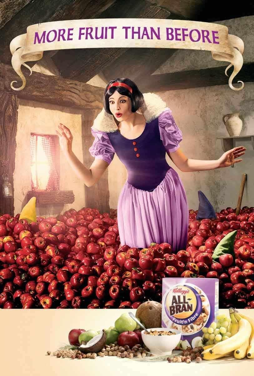 Kelloggs y su publicidad m s creativa alvarodabril for Benetton y sus campanas publicitarias