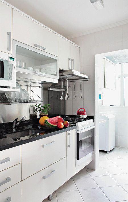 Pin de jorgelina naccaratti en deco cocina cocinas for Cocinas integrales modernas chiquitas
