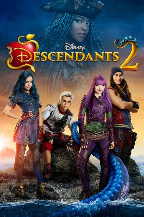 disney descendants full movie online free