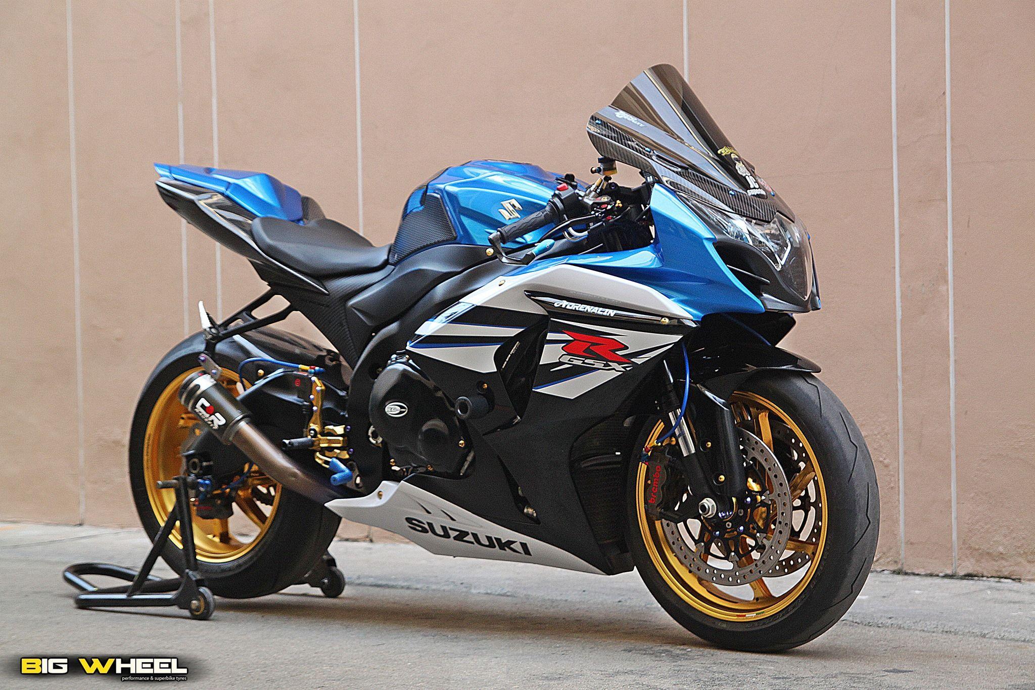 BigWheel Thailand | REF: MAD ENGINE | Suzuki motorcycle