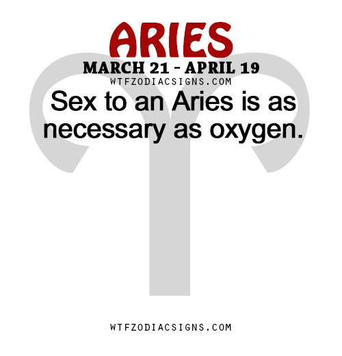 astrology sexual aries