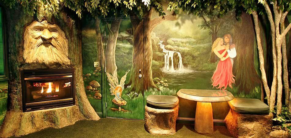 1000 images about Enchanted forest bedroom on Pinterest. Forest Themed Bedroom