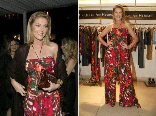 Ana Hickmann lança coleção de roupas em São Paulo no Te Contei   moda aa5ad72935