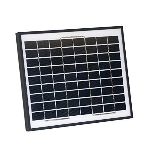 5 Watt Solar Panel Kit Fm121 For Mighty Mule Automatic Gate Openers See This Great Product Solar Panels Solar Panel Kits Solar Powered Gate Opener