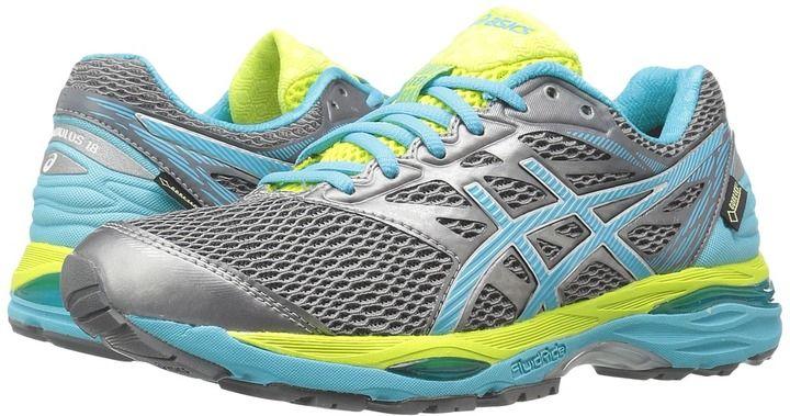 Asics Gel Cumulus 18 Gtx Women S Running Shoes Running Shoe Reviews Womens Running Shoes Running Shoes