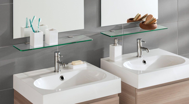 badezimmer regal leiter elegante eviva kalk badezimmereitelkeit