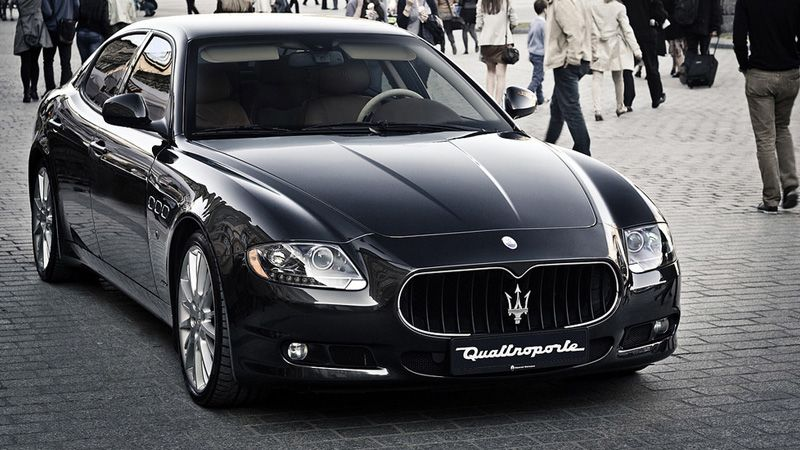 Maserati is one of most magnificant sport cars. Luxury