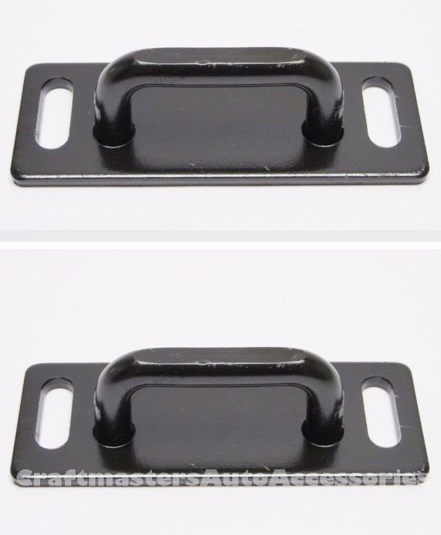 Details About Leer Tonneau Cover 700 And 550 Series Pair Of Black