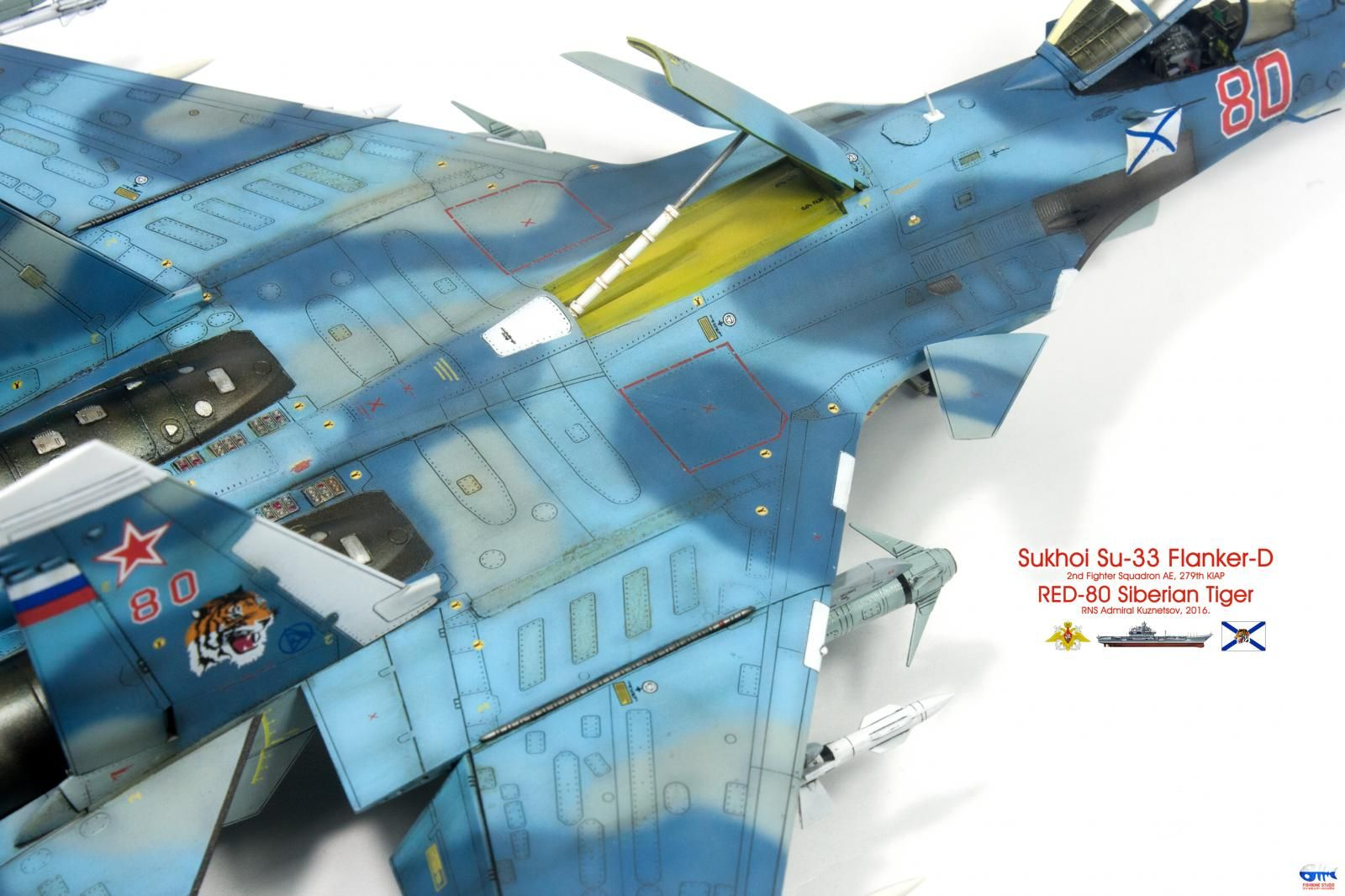 Loading su 33 flanker d carrier based fighter jet su 27 - Su 33 Flanker D By Shiblee Hasan Kinetic 1 48 Sukhoi Su 33 Flanker In Scale Pinterest Sukhoi And Scale