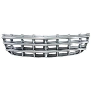 2007 Chrysler Sebring   Imposter Grille Overlay, Chrome Plated ABS, 1 Piece  Dimensions:11.30x4.20x33.00  Discount Price:$84.95