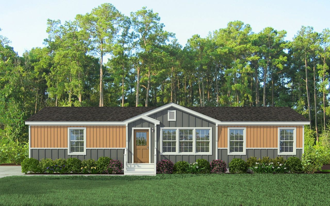 View The Urban Homestead Floor Plan For A 1736 Sq Ft Palm Harbor Manufactured Home In Bryan Texas Urban Homesteading Palm Harbor Homes Floor Plans