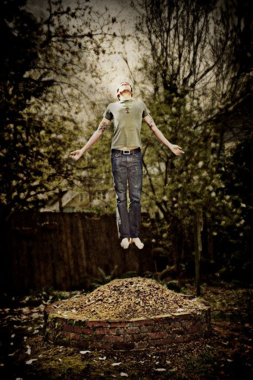 Floating In Photoshop How To Levitate A Photo