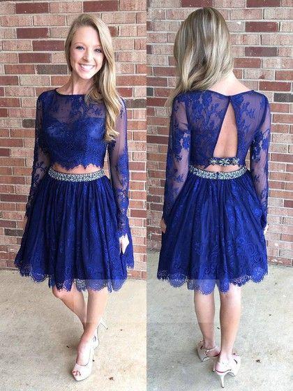 131d85062c Vestido curto azul royal - Vestidos Curtos Lindos Para a Festa de Natal