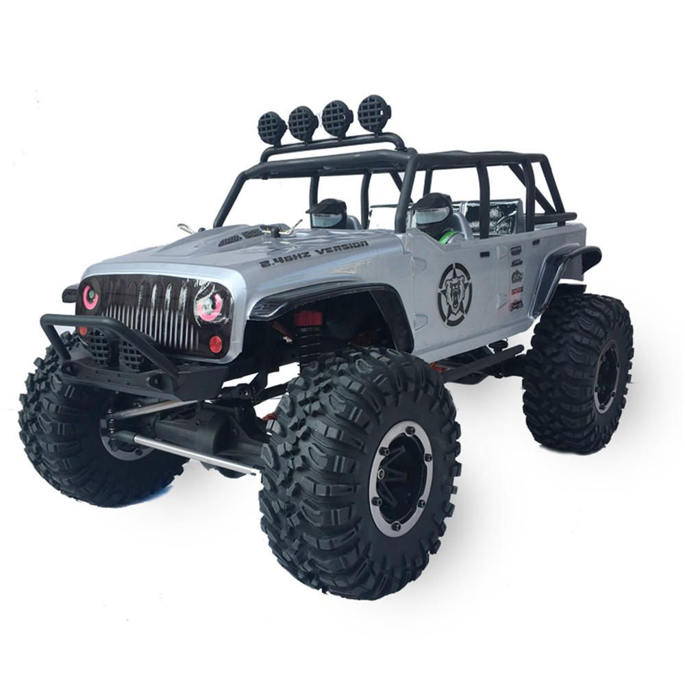 Remo Hobby 1073 Sj 1 10 2 4g 4wd Brushed Rc Car Off Road Rock Crawler Trail Rigs Truck Rtr Toy Rc Vehicles From Toys Hobbies And Robot On Banggood Com