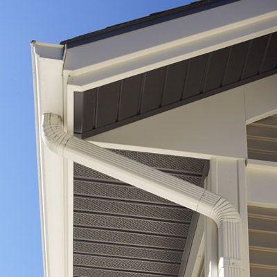 Traditional Vinyl Soffit Mastic Home Exteriors Vinyl Soffit Exterior House Siding House Siding