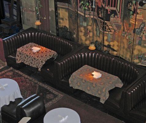 Half Circle Restaurant Booths Queens