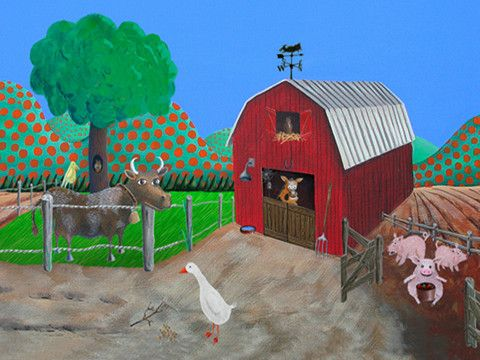 Old MacDonald HD - By Fish The Mouse Media ($1.99) Fine artists get down on the farm with Old MacDonald HD for toddlers...like you've never seen or heard before! Learn about different animals and hear their sounds. -Sing along with famous vocalists Jill SobuleJust a touch makes the farm come to life!     -Learn about different animals and hear their sounds