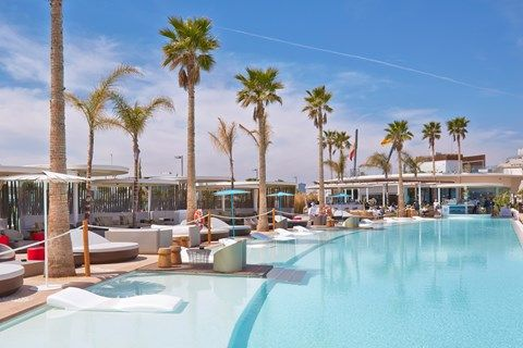 Marina Beach Club Valencia The Best Clubs In World Condé Nast Traveller