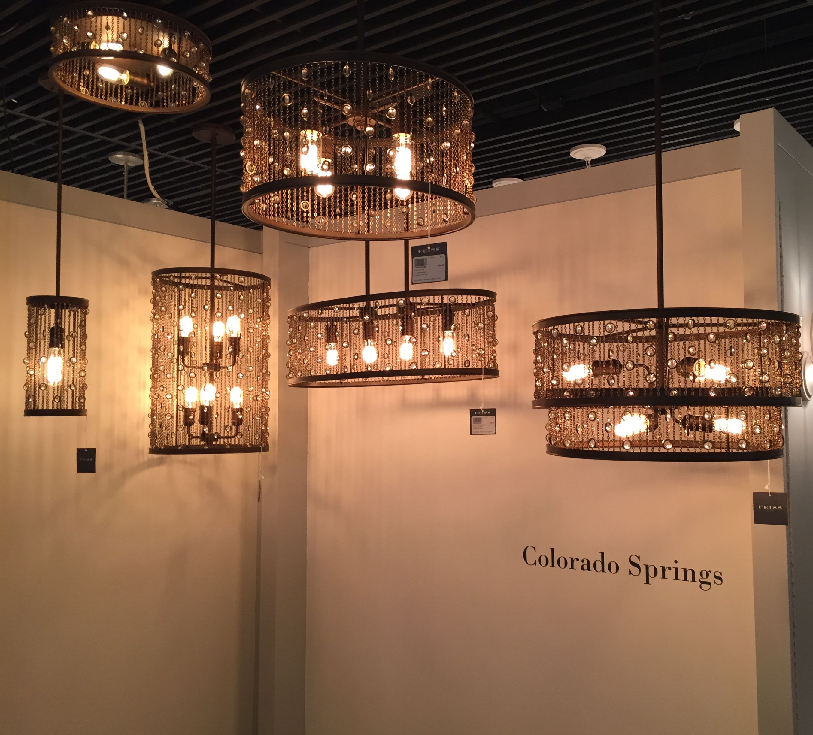 Feissu0027 Colorado Spring Collection: Modern And Rustic Themes Work  Beautifully Together In The Colorado Springs Lighting Collection By Feiss.