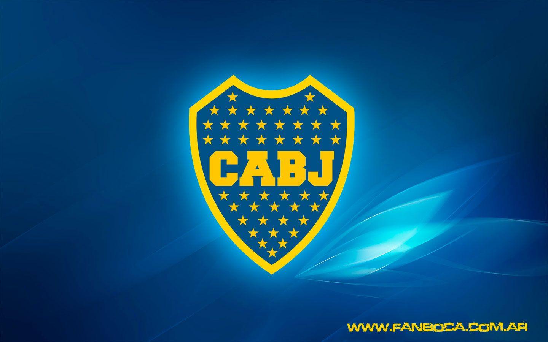 Escudo Actual De Boca Juniors Para Fondo De Pantalla