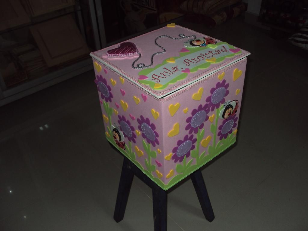 Caja Sorpresa Cajas Forradas Cajas Gomitas