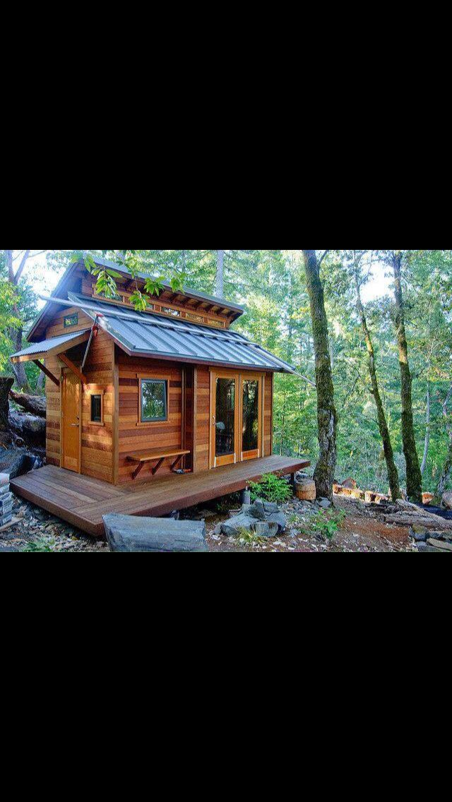 Perfect little cabin for the weekend