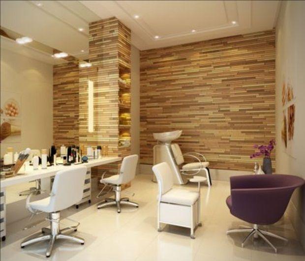 Decorar sal o de beleza pequeno salao beleza pinterest - Ideas para decorar un salon pequeno ...