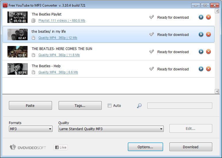 youtube mp3 converter download free software mac