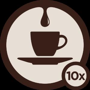 Fresh Brew Badge