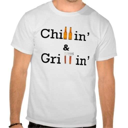 chill and grill tee shirts plus a whole folder or different chillin and grillin products for Fathers Day
