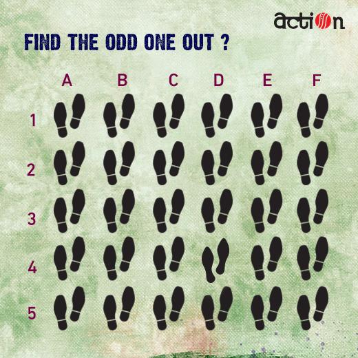 Find Odd