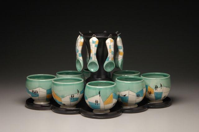 Pin By Stephendw Art207 On Learning Ceramic Arts Daily Ceramic Art Ceramics