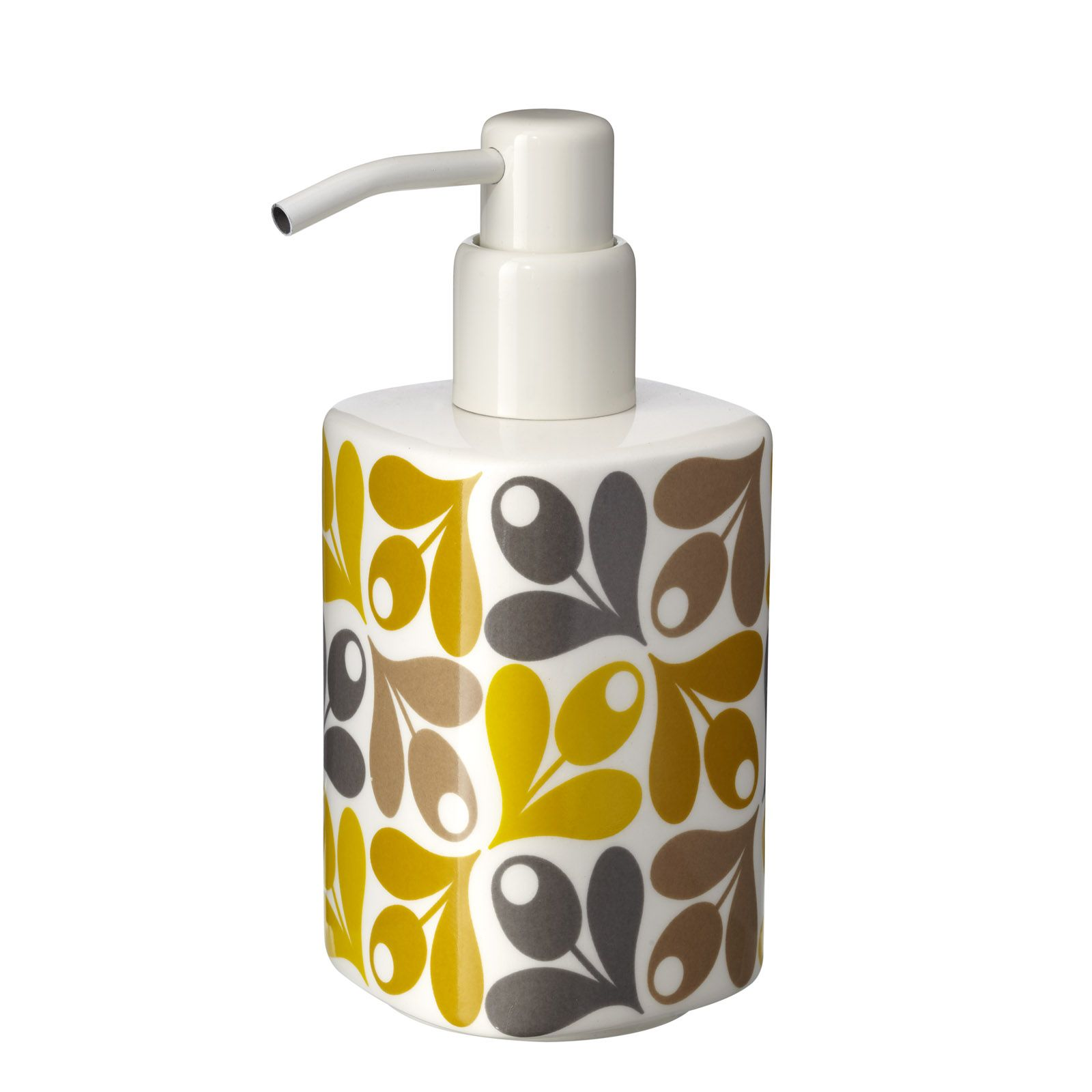Acorn bathroom furniture - Acorn Cup Soap Dispenser