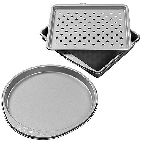 Wilton® Toaster Oven Bakeware - Bed Bath & Beyond