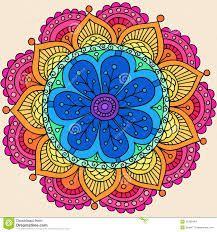 Resultado De Imagen Para Mandalas Para Imprimir A Color Arte
