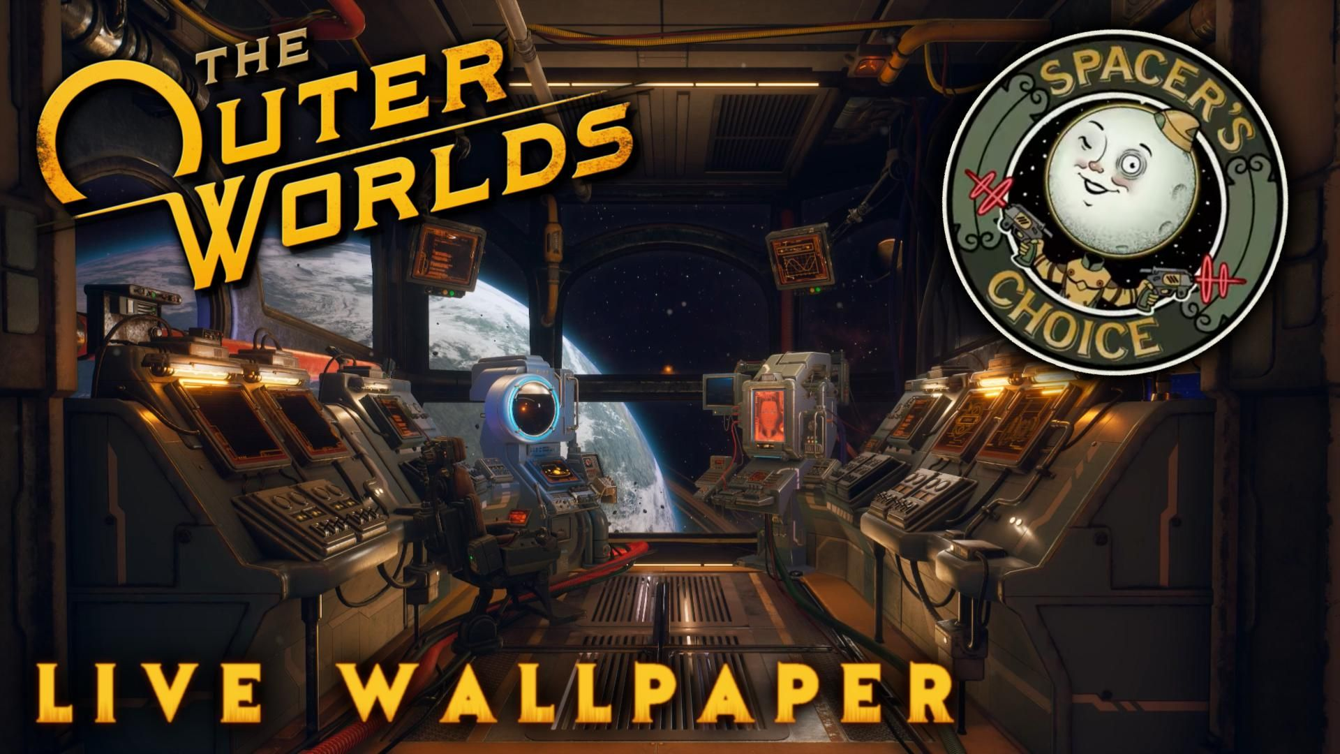 The Outer Worlds Live Wallpaper 1920x1080 60fps Wallpaper Engine Link In Comments Live Wallpapers Wallpaper Active Wallpaper
