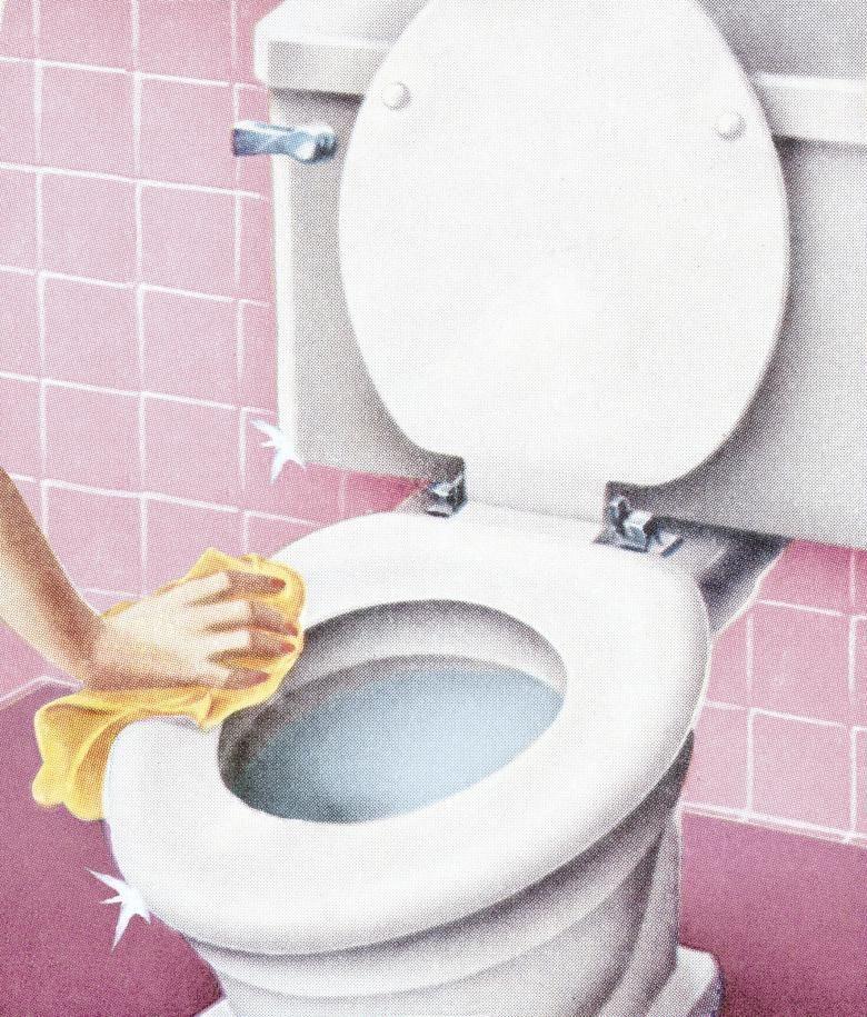 Bad Putzen Mit Diesen Tricks Wird Es Sauber Wie Nie Hilfe Im Haushalt Toiletten Reinigen Reinigen