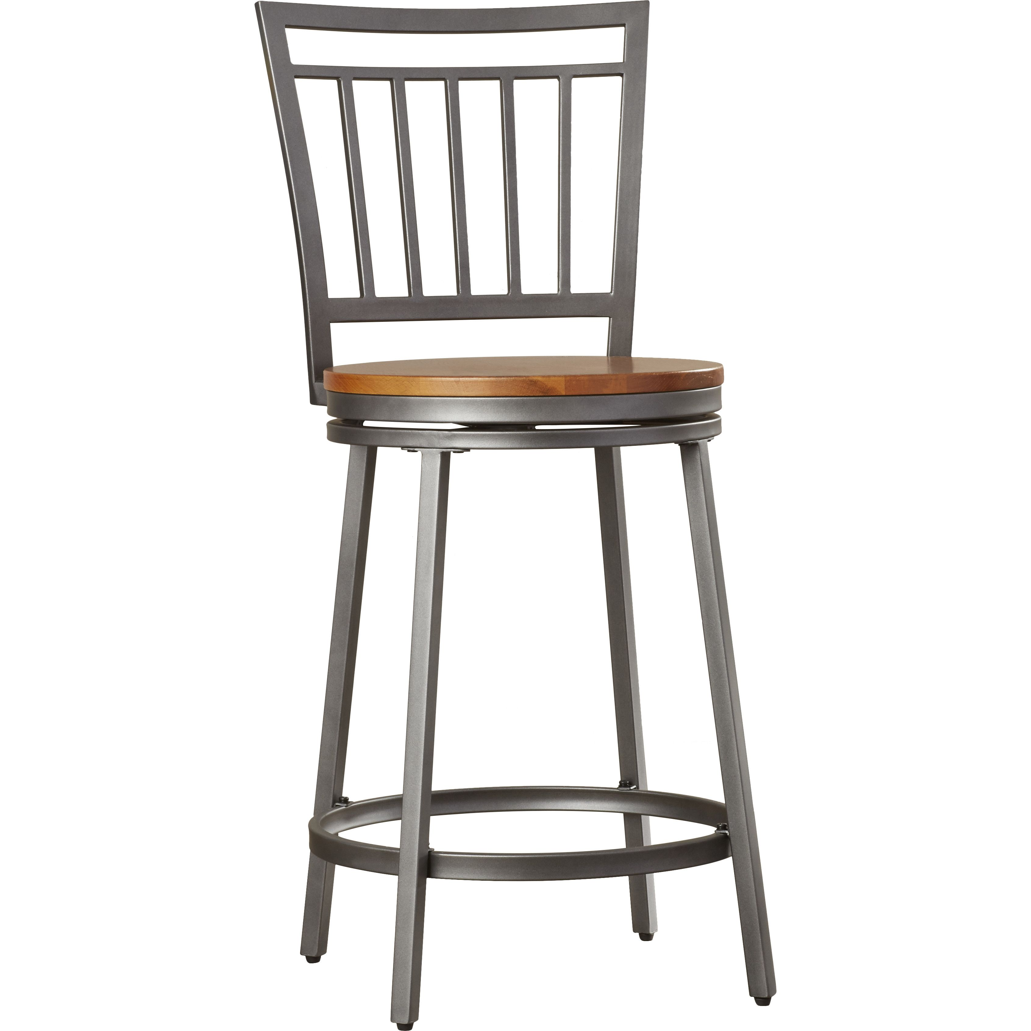 "Trent Austin Design Dos Palos 25"" Swivel Bar Stool"