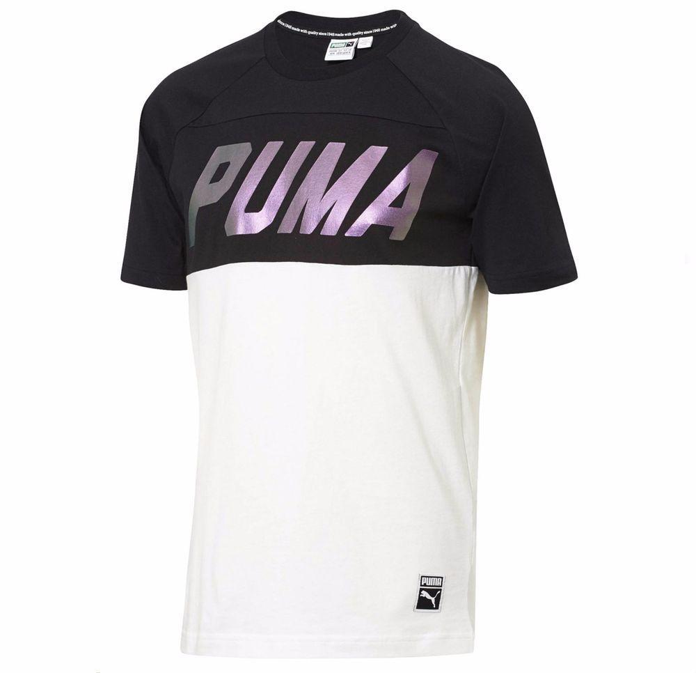 Puma Mens Colorblock Polo Shirt Kaufen Online-Shop
