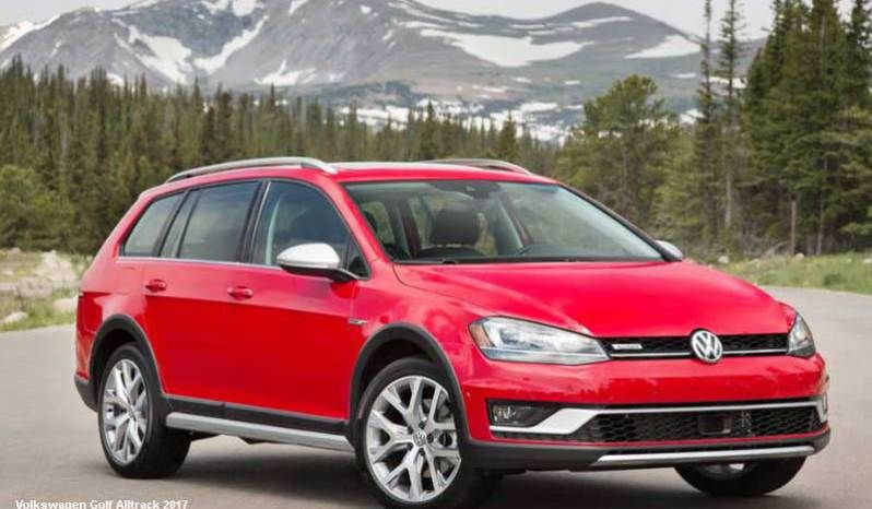 Volkswagen Golf All Track DSG Price Specifications Overview - Vw alltrack invoice price