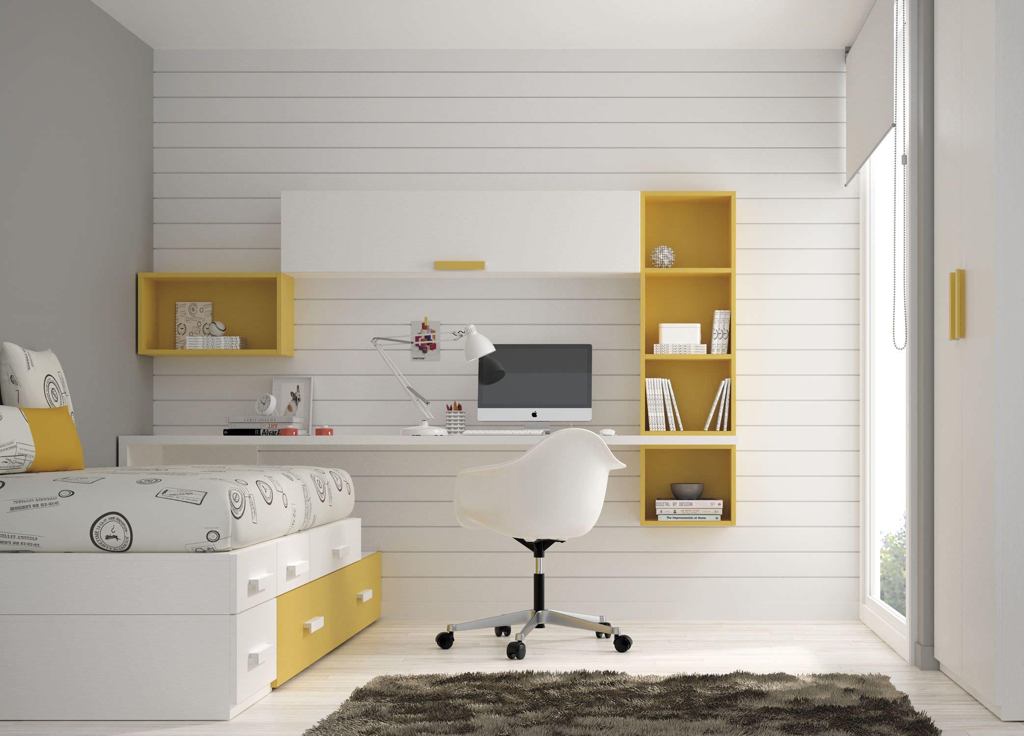 Bureau Enfant Avec Etagere Bedroom Chambre Enfant