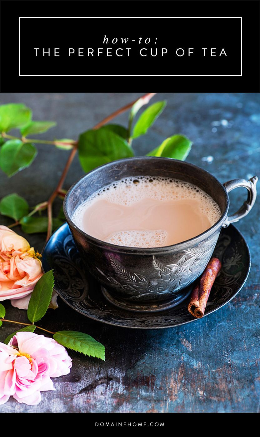 The Perfect Cup Of Tea In 5 Simple Steps