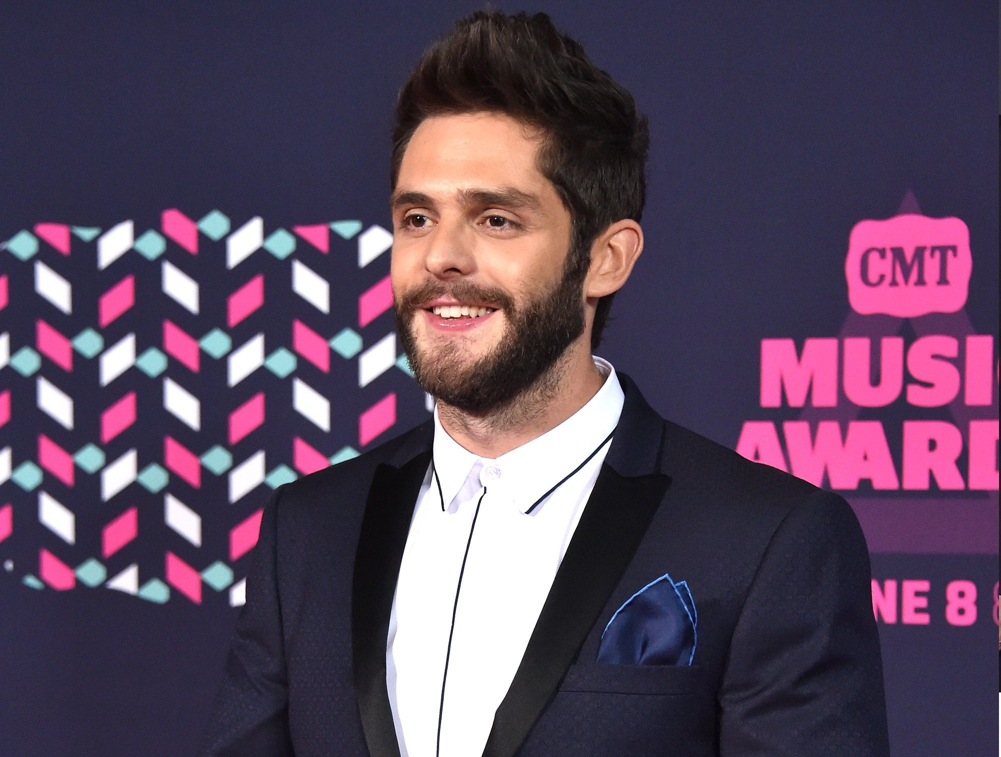 Thomas Rhett Takes Home Male Video of the Year at CMT Awards