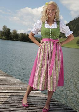 Dirndl, Hohenstaufen